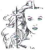 Una Arpía en la  peluqeria
